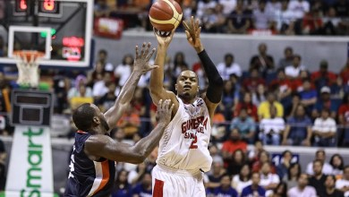 Photo of Third quarter surge powers Brgy. Ginebra past Meralco for 2-1 Finals series lead