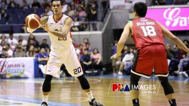 Photo of Raymond Almazan says facing favorite team Brgy. Ginebra in the Finals a dream come true