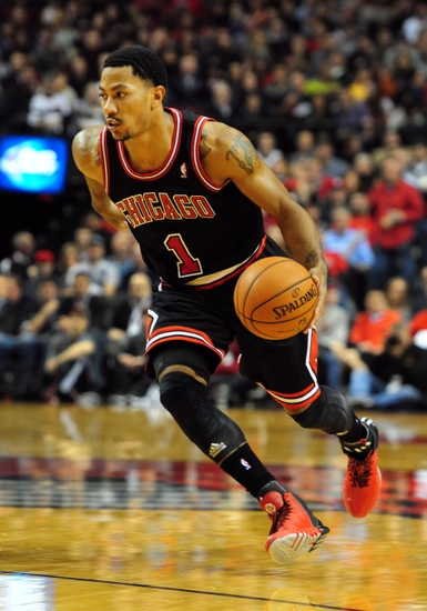 Derrick Rose - Chicago Bulls 2013-2014