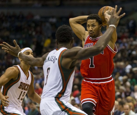 Chicago Bulls: 3 Trends To Watch For In First-Round Series ...