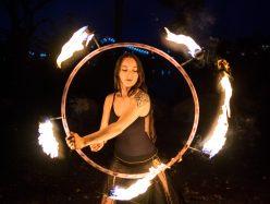 NY FIRE DANCER