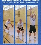 Basketball Shooting: Off the Pass, Off the Dribble and In The Post Review