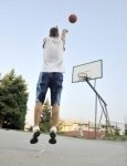 Correcting Errors in Shooting Off the Dribble