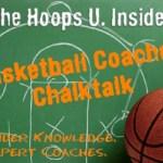 Basketball Coaches Chalktalk
