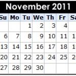 November Madness