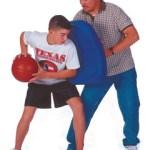 Blocking Pad Basketball Shooting Drills
