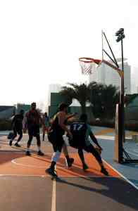 Basketball - Backboard