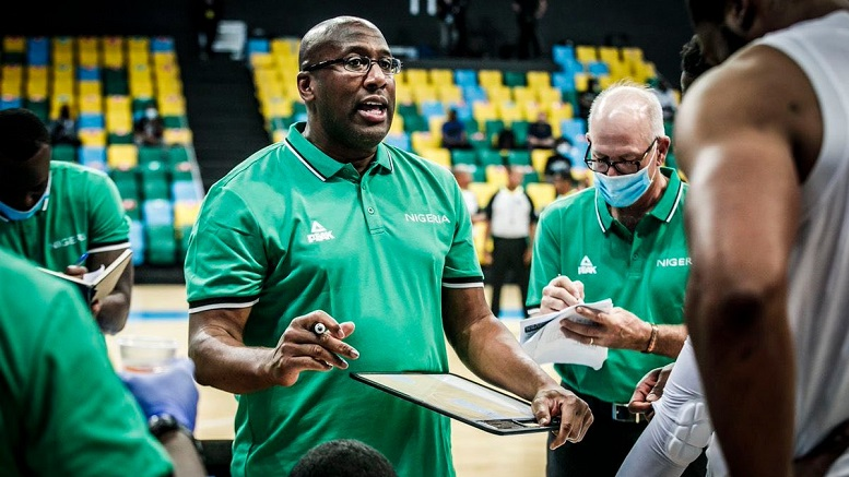Nigerian National Team Wraps Up First Week Of Camp   Hoops Wire