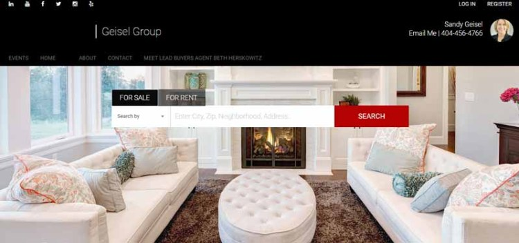 placester website examples hooquest