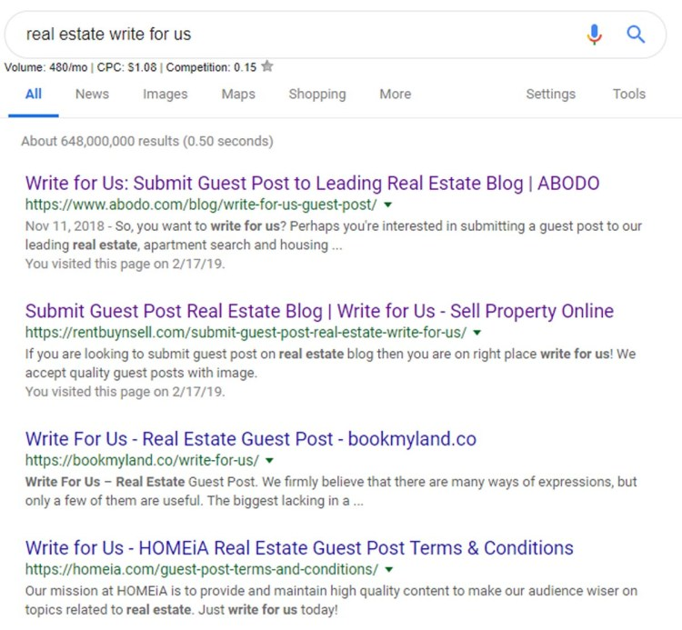 How and Where to Submit Real Estate Guest Posts | Hooquest
