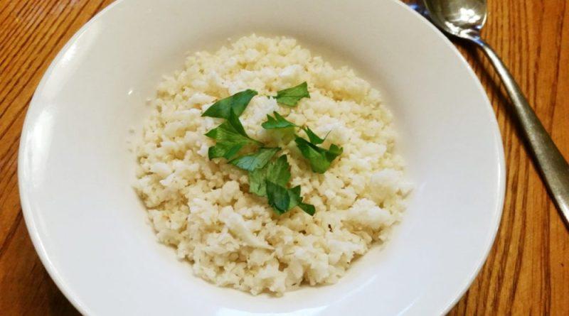 Caulifower rice