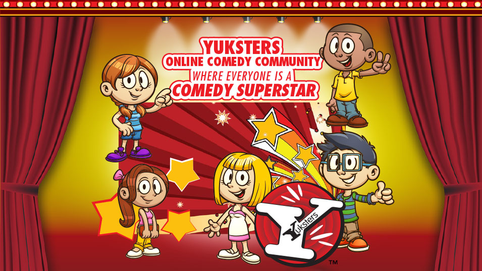 Kids Learn the Art of Comedy at Yuksters