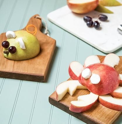 healthy apple snacks