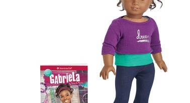 American Girl's 2017 Girl of the Year Gabriella McBride - Hooray for Moms