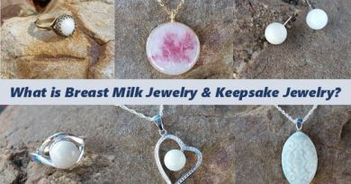 What is Breast Milk Jewelry & Keepsake Jewelry - Hooray for Moms