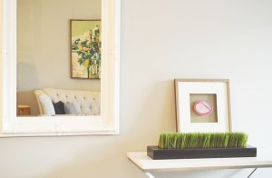 how to clean a mirror - Hooray for Moms