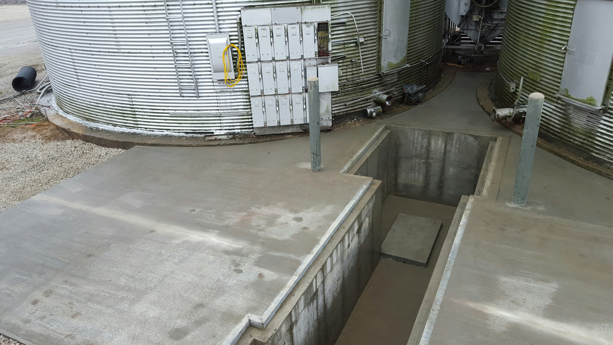 Concrete by Hoosier Agri-Matic