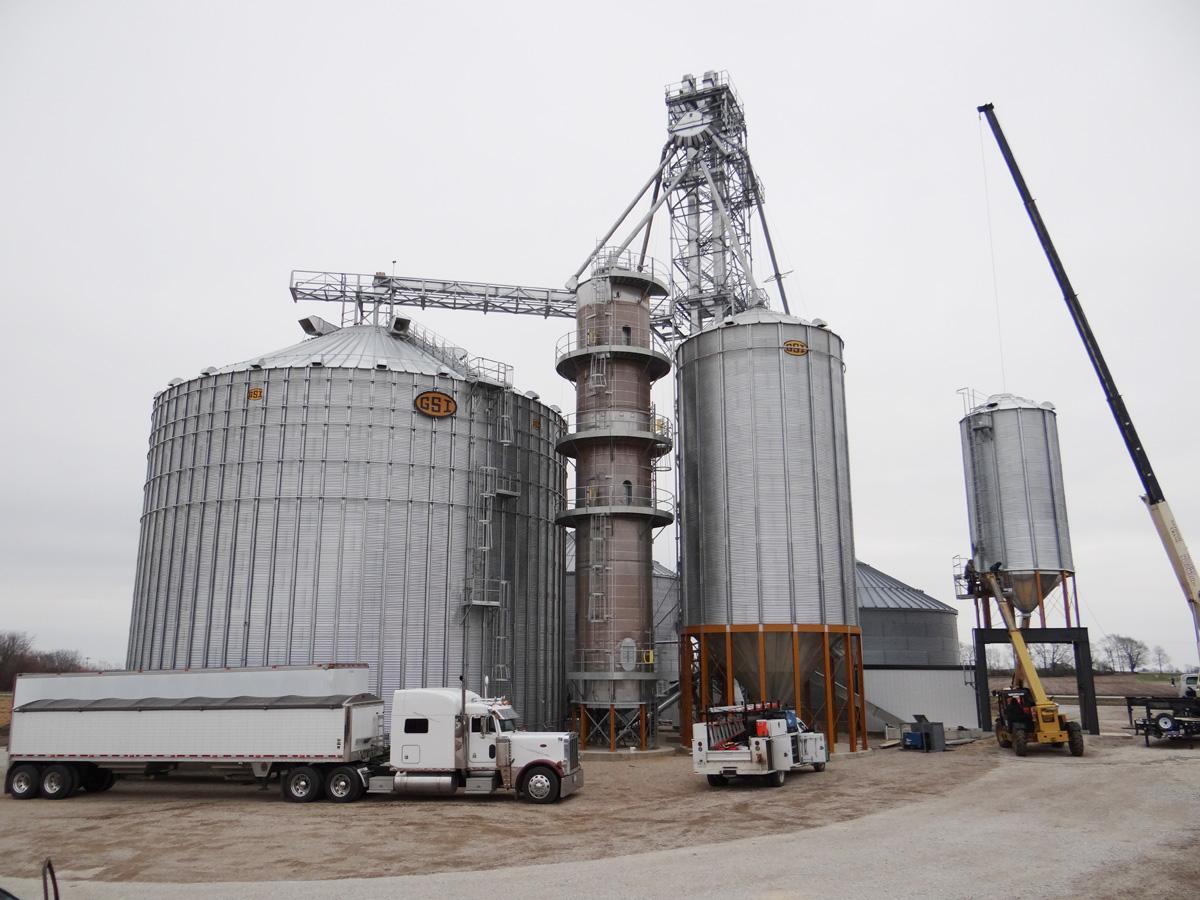 Hoosier Ag GSI Grain Systems