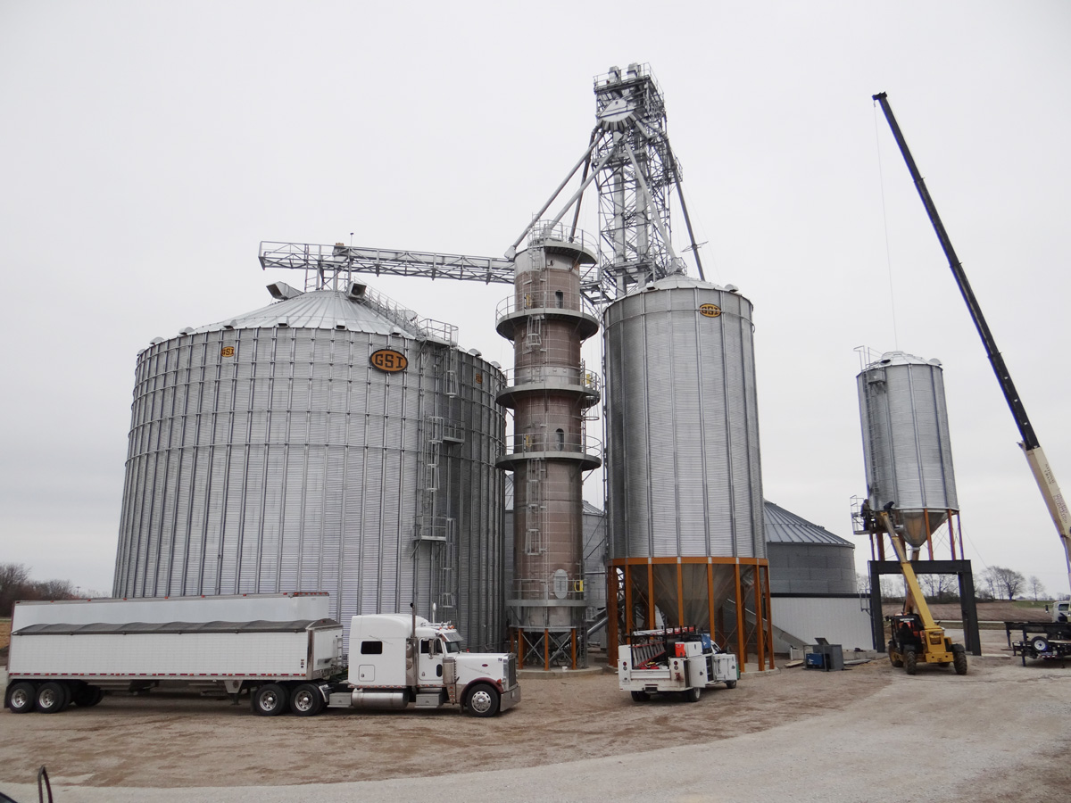 Hoosier Ag GSI Grain Systems