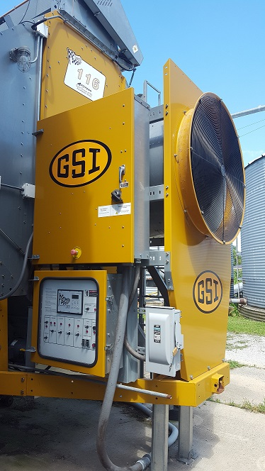 2009 GSI Competitor Series Grain Dryer