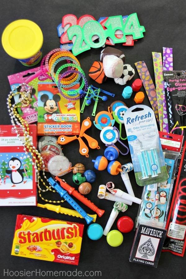 New Years Eve Countdown Goodie Bags Hoosier Homemade