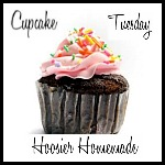 Cupcake Tuesday at HoosierHomemade.com