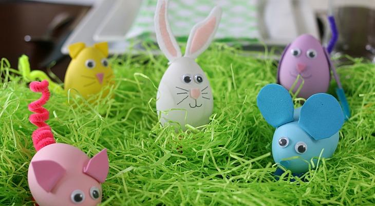 Easter Egg Crafts For Kids Hoosier Homemade