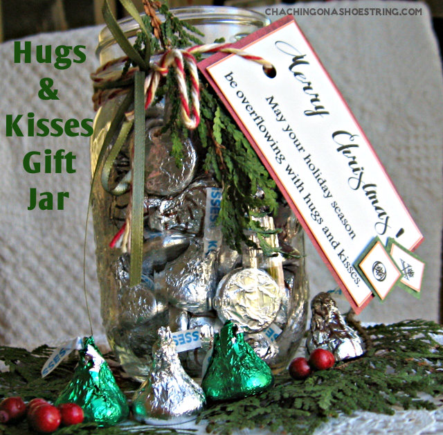 DIY Hugs And Kisses Homemade Gifts 100 Days Of Homemade