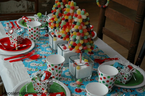 How Make Cone Shaped Christmas Tree