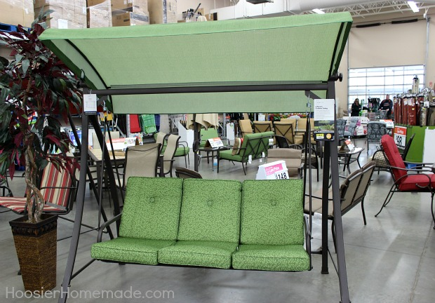 Getting Ready for Spring: Outdoor Living - Hoosier Homemade on Walmart Outdoor Living  id=53253