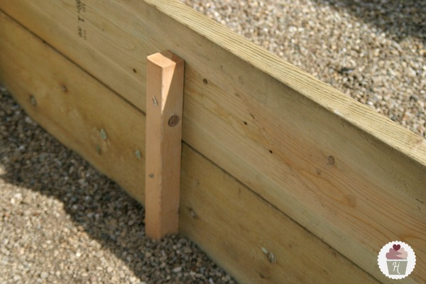Raised Garden Joints