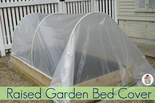 Raised Herb Garden Layout