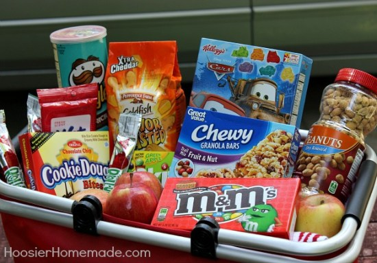 Image result for road trip snacks