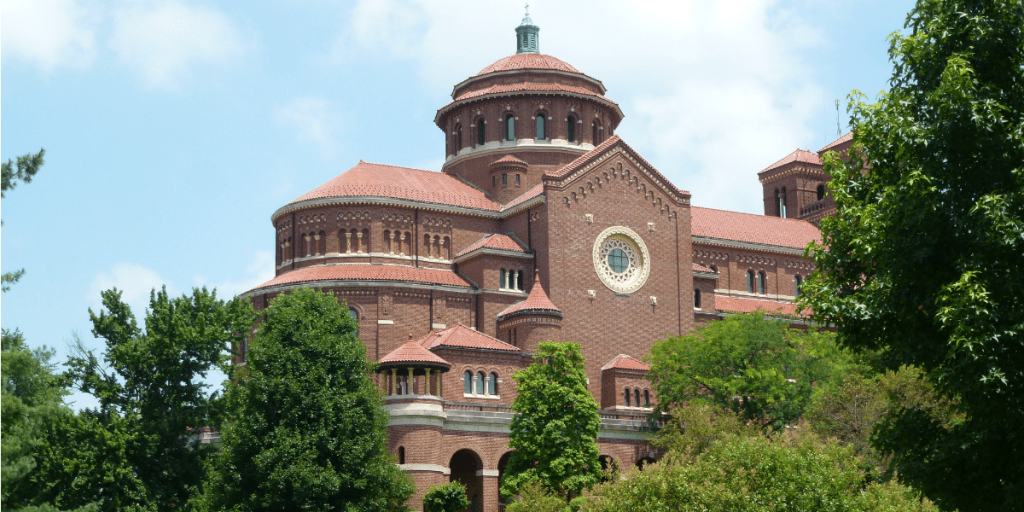 Sisters of St. Benedict Monastery Immaculate Conception Ferdinand, Indiana, H-IPL