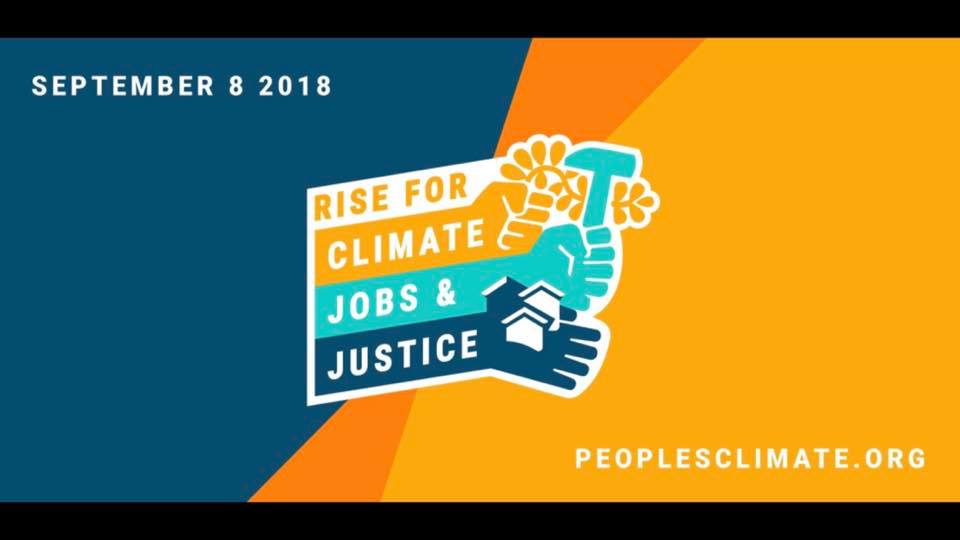 People's Climate March 2018