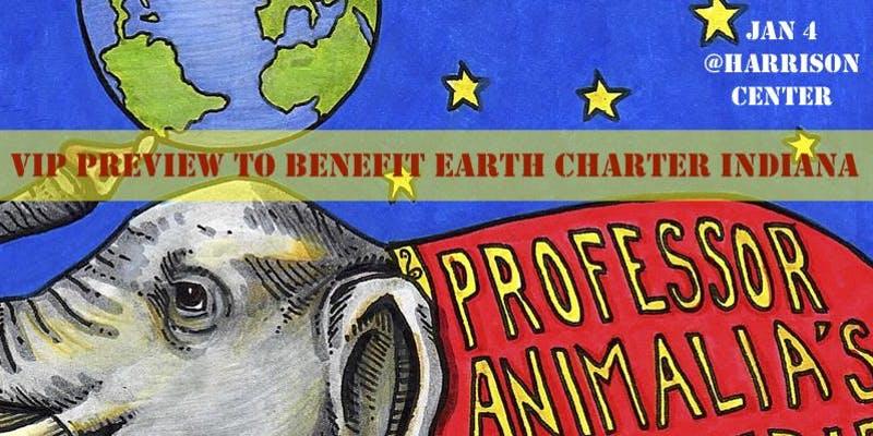 Professor Animalia's Menagerie of Struggling Species