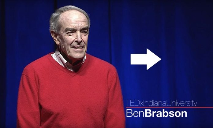 Dr. Ben Brabson, H-IPL science Advisor TEDx Bloomington.