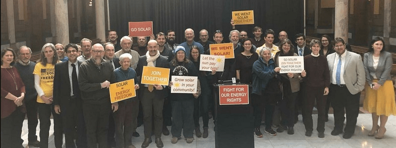 2019 Renewable Energy Lobby Day