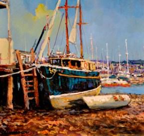 Woodson, Tom Maine Painting 72dpi