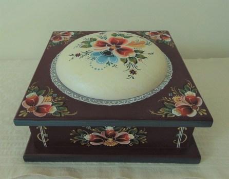 Telemark Treasure Box