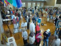 past Art Sale