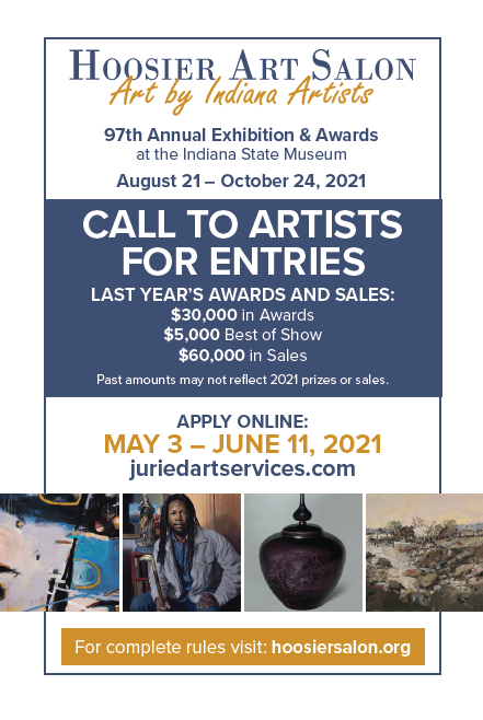 postcard for 97th Annual Exhibition