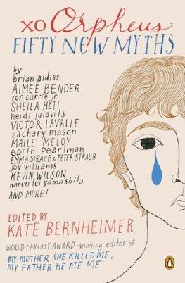 xo orpheus fifty new myths