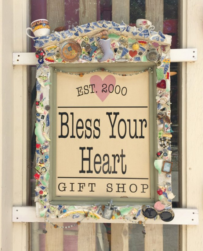 12 Bless Your Heart Gift Shop