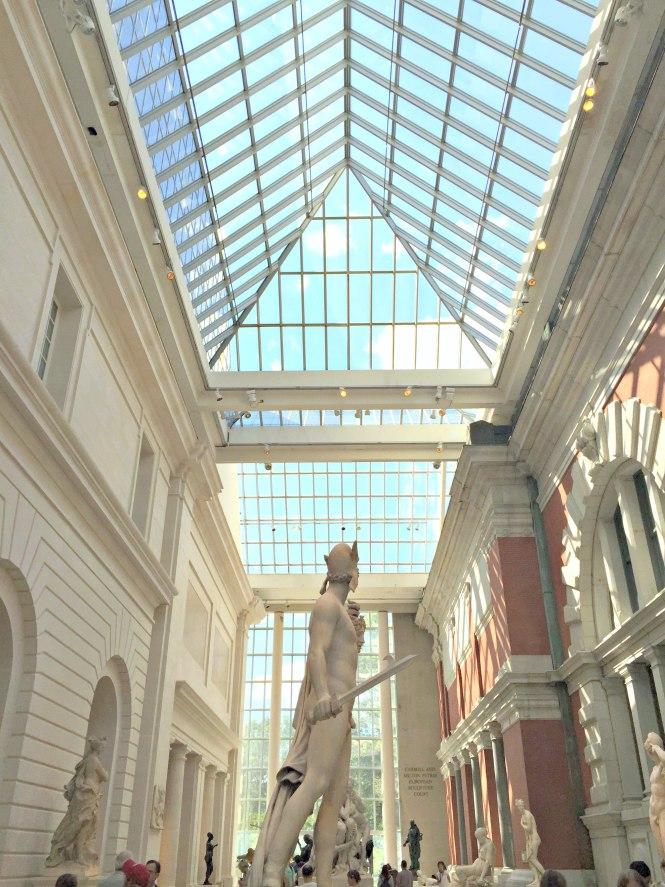 Metropolitan Statues