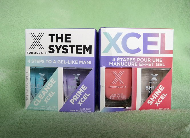 Formula X The System XCEL 2