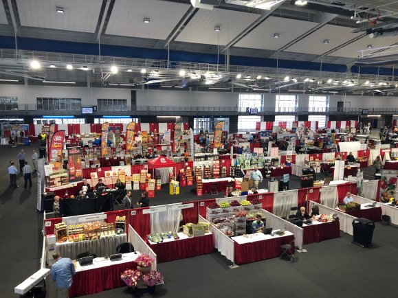 Piggly Wiggly Food Show at Hoover Met