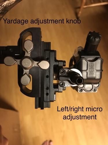 CBE single pin sight