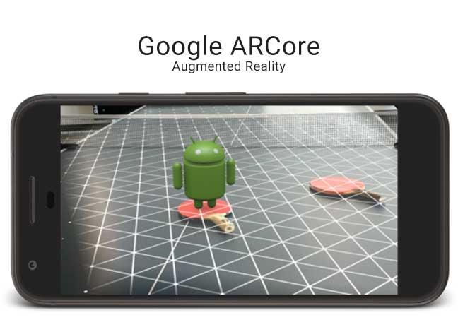 Как установить Google ARCore на любое устройство Android