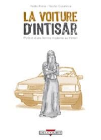 voiture_intisar Top 10 des meilleures BD de l'année 2012